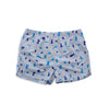 Shapes Swim Trunks (Cool Gray)