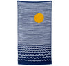 Seascape beach towel