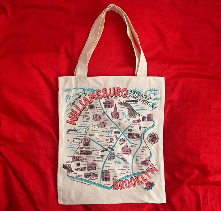 Williamsburg / Greenpoint Tote