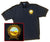 NAVY POLO SHIRT with Color Logo