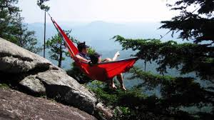 ENO hammock with a view
