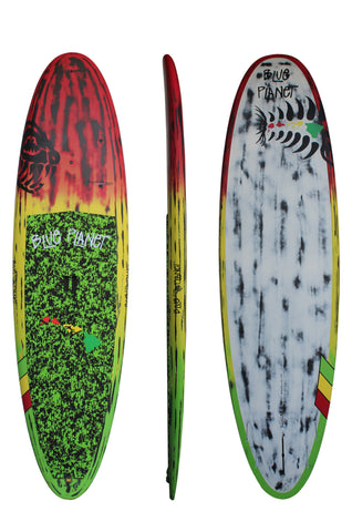 Blue Planet 10 x 31 Paradise SUP carbon rasta