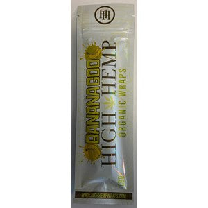 High Hemp Wraps - Bananagoo
