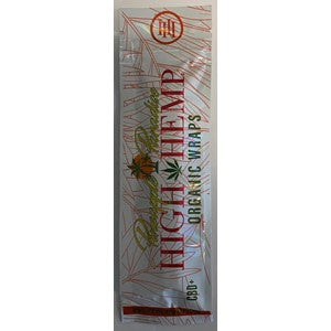 High Hemp Wraps - Pineapple Paradise