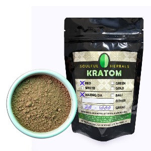 Red Maeng Da Kratom