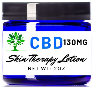 Low Strength CBD Lotion