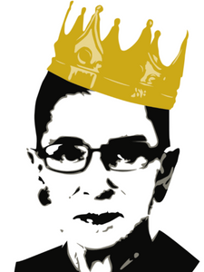 Ruth Bader Ginsburg | Paint By Numbers - [Paint By Numbers]- paintitoff