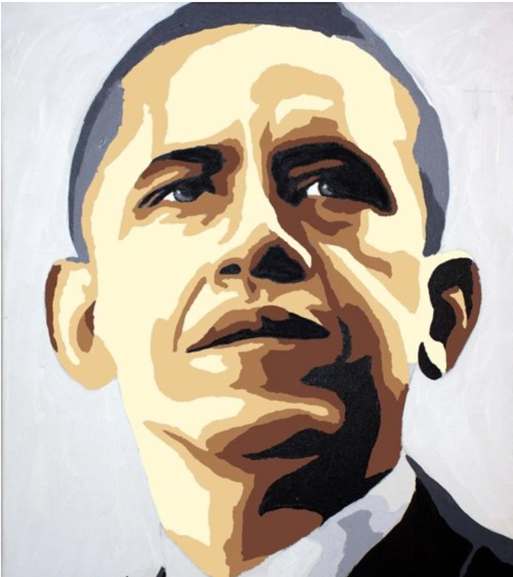 Mr President Collection - [Paint By Numbers]- paintitoff