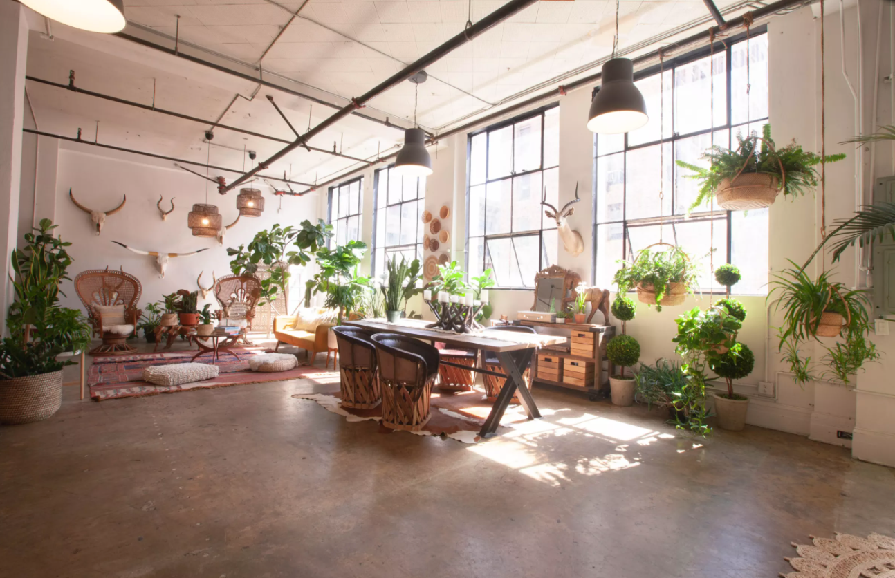Boho Loft | DTLA - [Paint By Numbers]- paintitoff