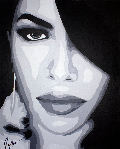 Aaliyah Collection - [Paint By Numbers]- paintitoff