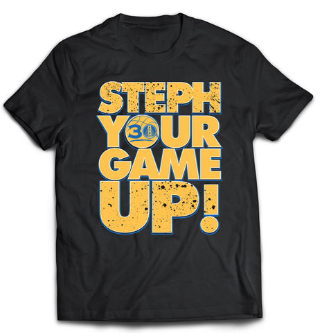 NEW Steph Your Game Up