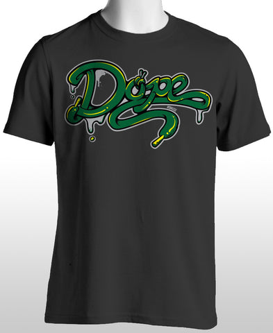 DOPE Green (Oakland A's) Colorway