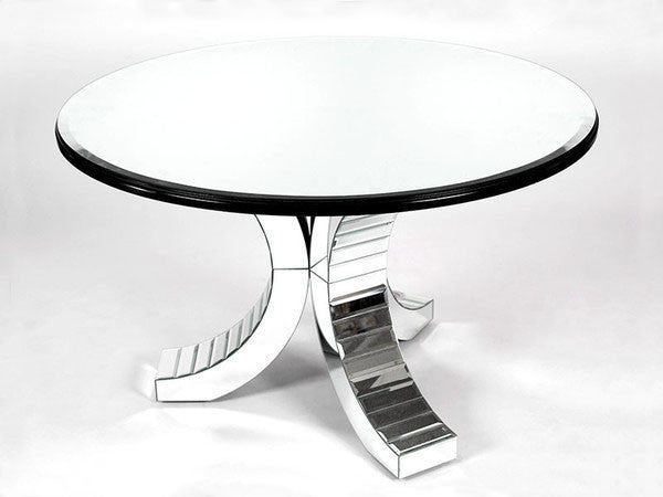 Mirrored Dining Table Image Of Mirrored Dining Table Uk
