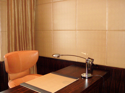 Nicky DB | High Quality Leather Wall Panels | Premium Stitched Faux ...