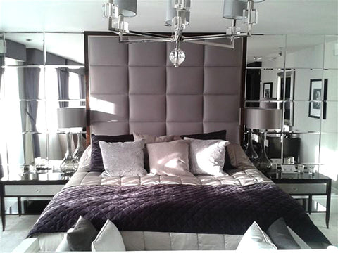 nicky db  bespoke headboards  handmade leather headboards  high, Headboard designs