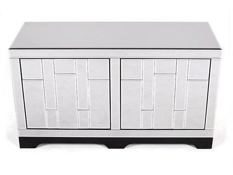 NDB Furniture | Bespoke Mirrored Sideboard | High Quality Mirrored Furniture