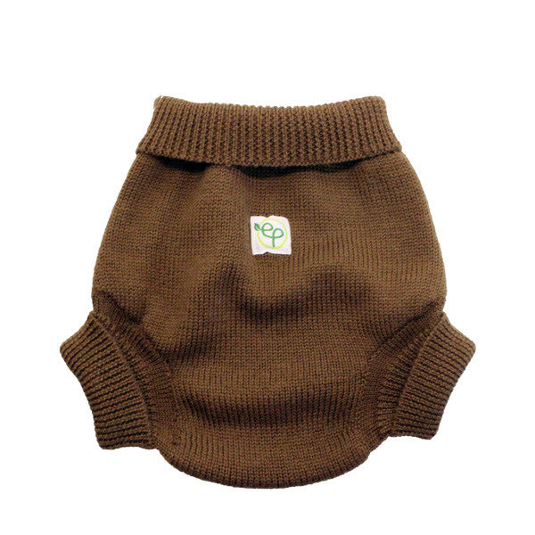 EcoPosh Organic Wool Diaper Cover Size 1
