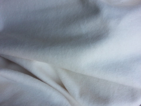 Unbleached Bamboo Hemp Fleece