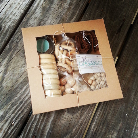 alexa organics wooden maple diy necklace kit make your own supplies