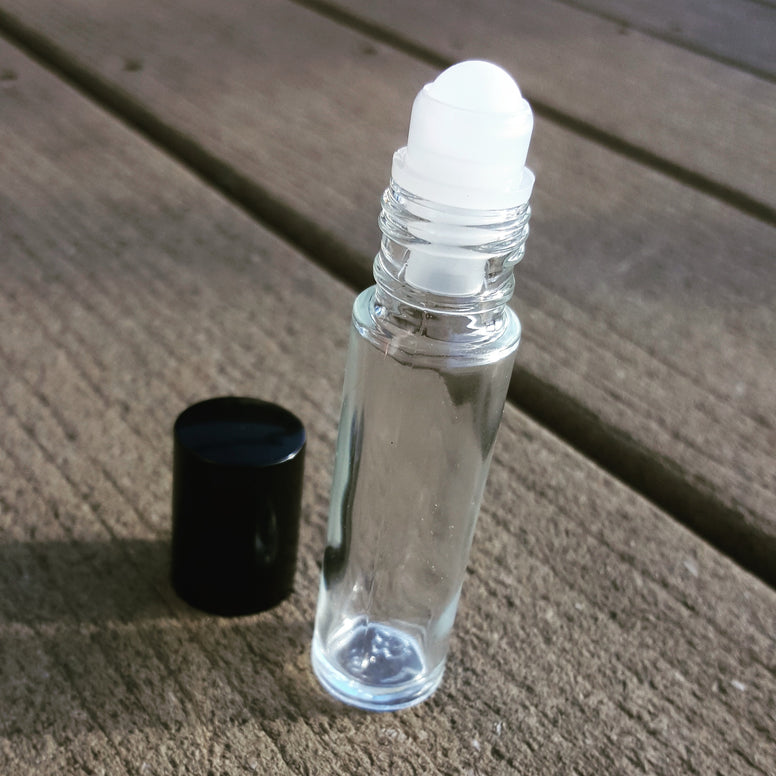 10ml Glass Roll-On Bottles