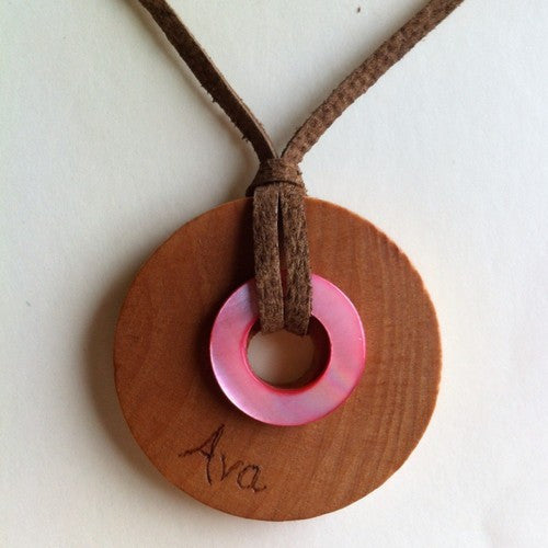 Organic Nursing/Teething Necklace