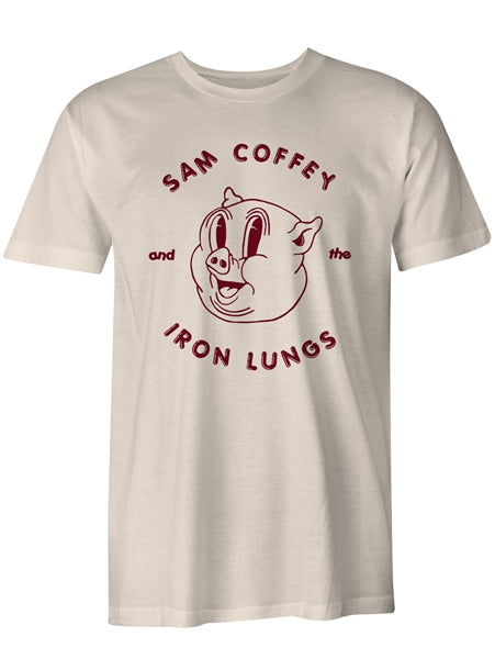 Sam Coffey & The Iron Lungs Porky's T-shirt