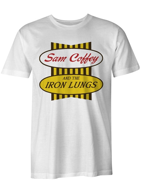Sam Coffey & The Iron Lungs Timothy T-shirt