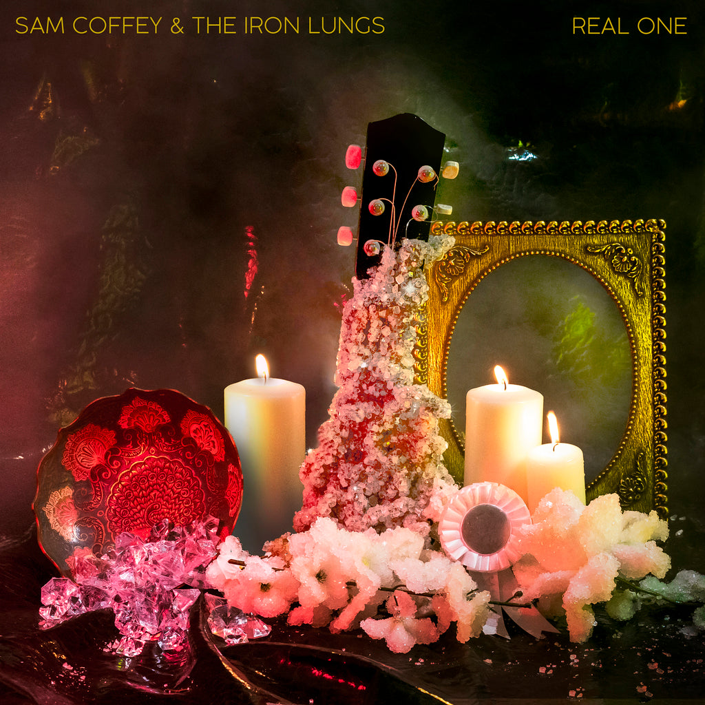 Sam Coffey and the Iron Lungs Real One album cover
