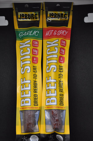 Dried Gourmet Beef Sticks