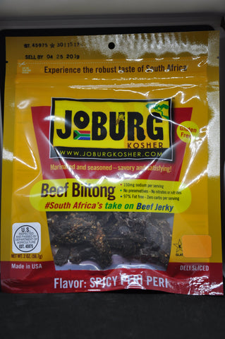 3 Cases of Beef Biltong (36 x 2oz) - 30% Discounted!!!