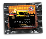 Joburg Sweet and Spicy Gourmet Sausage Variety Package with 2 packs of Beef Bacon