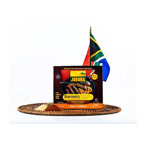 Boerewors Traditional Family Pack