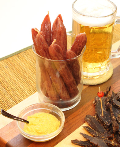 Dried Gourmet Beef Sticks - Case