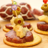 Dried Gourmet Salami Appetizer
