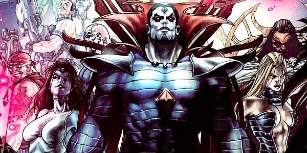 Mr Sinister and the Marauders