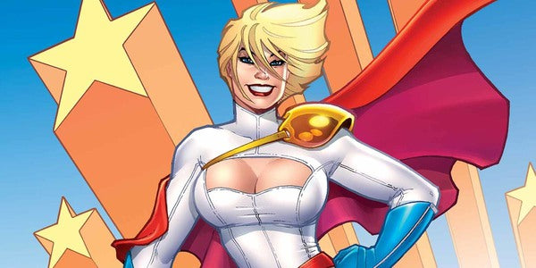 Power Girl Collection