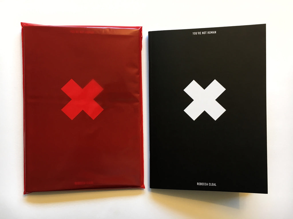YNH x REBECCA CLEAL PHOTOGRAPHY BOOK - 1st EDITION - White Duck Editions - Limited Edition Art & Screen Print