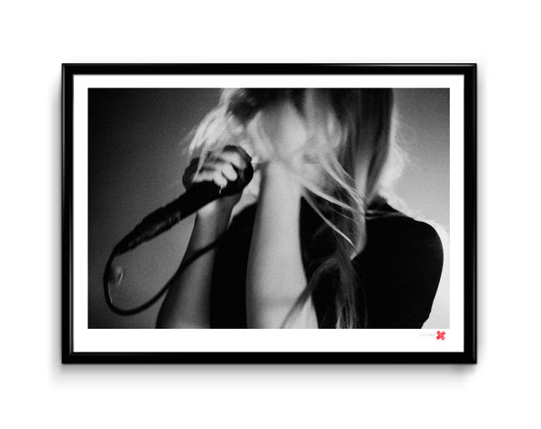 PHARMAKON - White Duck Editions - Limited Edition Art & Screen Print