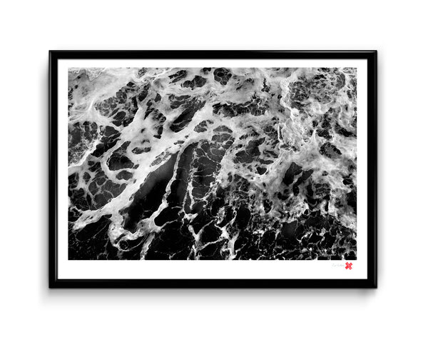 English Channel - White Duck Editions - Limited Edition Art & Screen Print