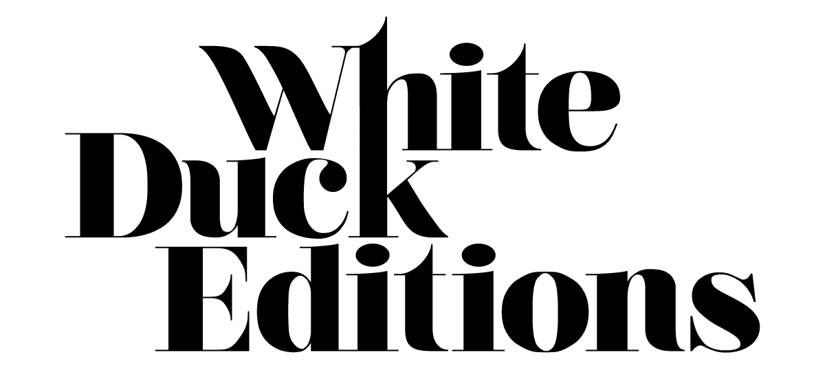 White Duck Editions - Limited Edition Art & Screen Print