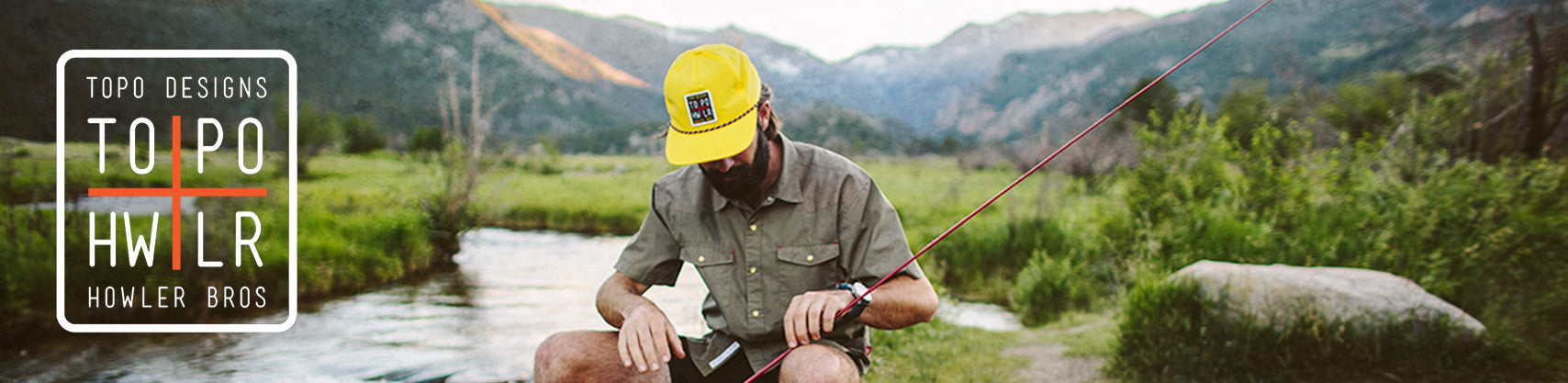 Topo Designs x Howler Brothers Collaboration
