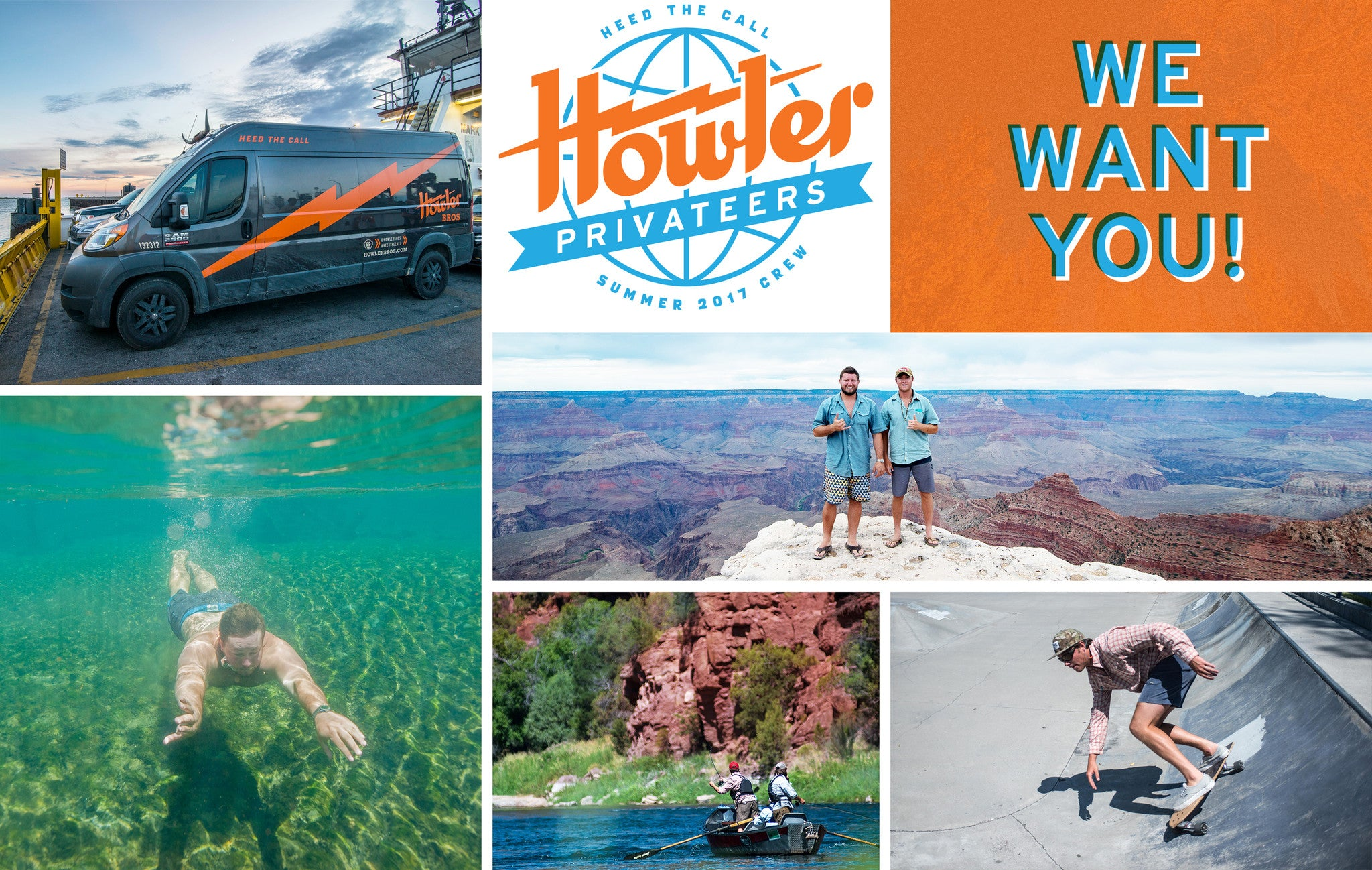 34ae415c0ce5 The Howler Privateers program is back for 2017! And this year we have even  more in store for the lucky winners. Dubbed by many as