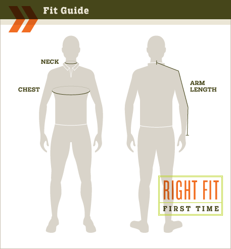 Size Chart And Fit Guide Howler Brothers