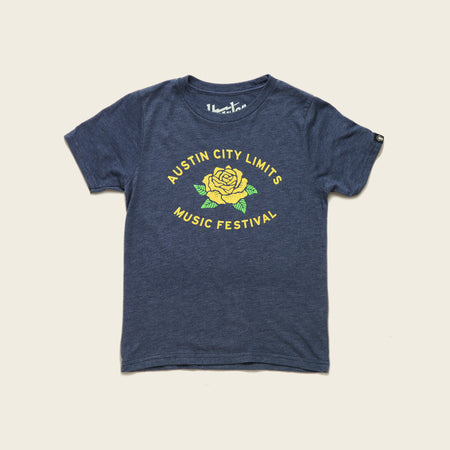 Yellow Rose 2017 Kid's Lineup T-Shirt