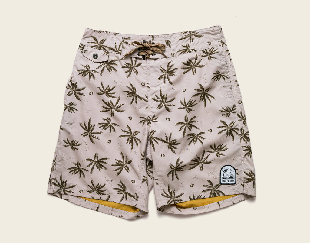 Buchannon Boardshorts - Palms on Sand
