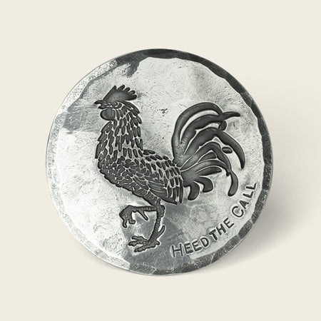 El Gallo Buckle