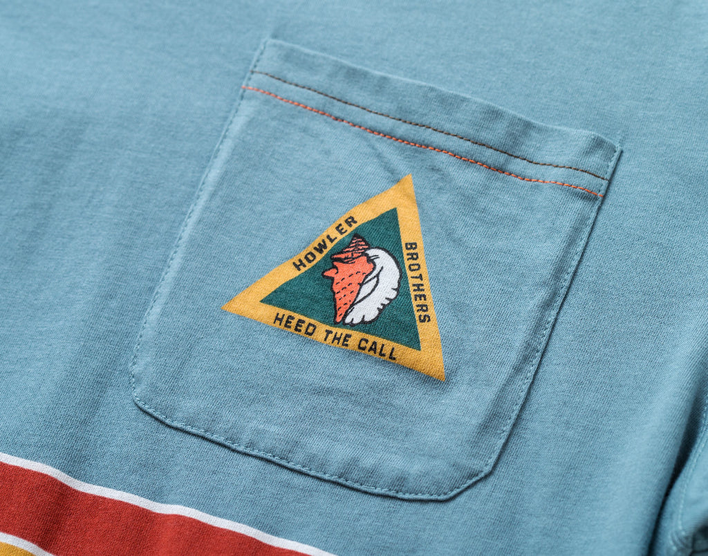 Conch Republic Pocket T-Shirt