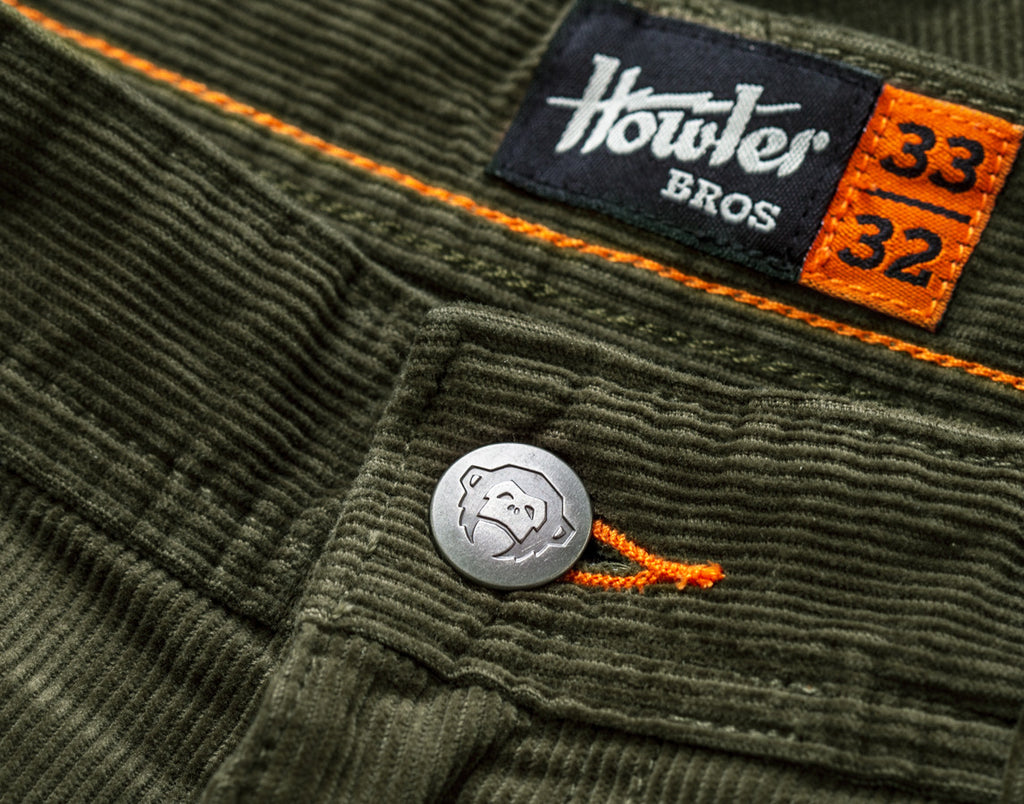 Frontside 5 Pocket Pants - Corduroy