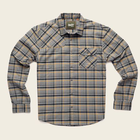 Harker's Flannel - Medina Plaid