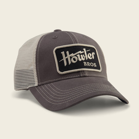 Howler Electric Hat - Charcoal